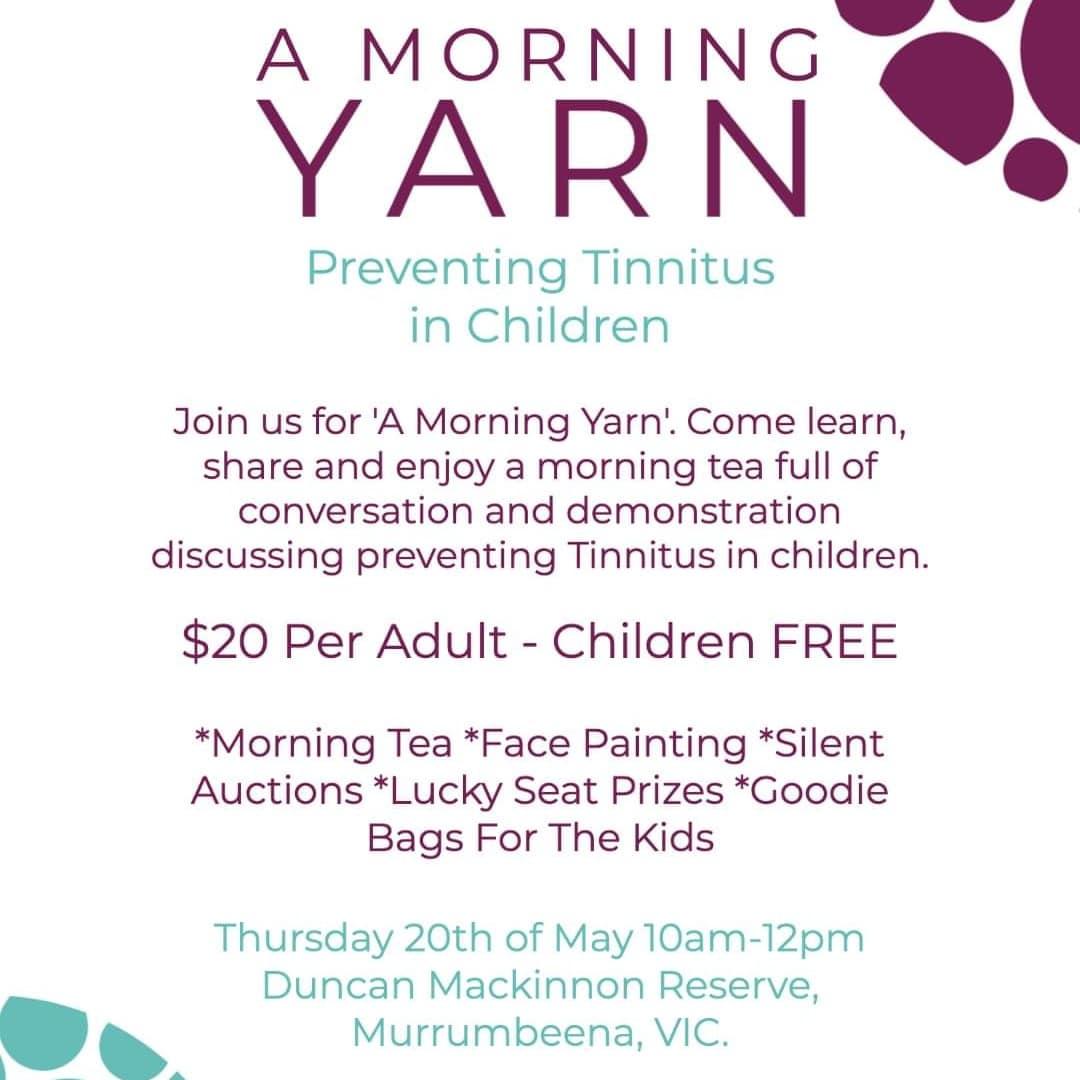 A Morning Yarn