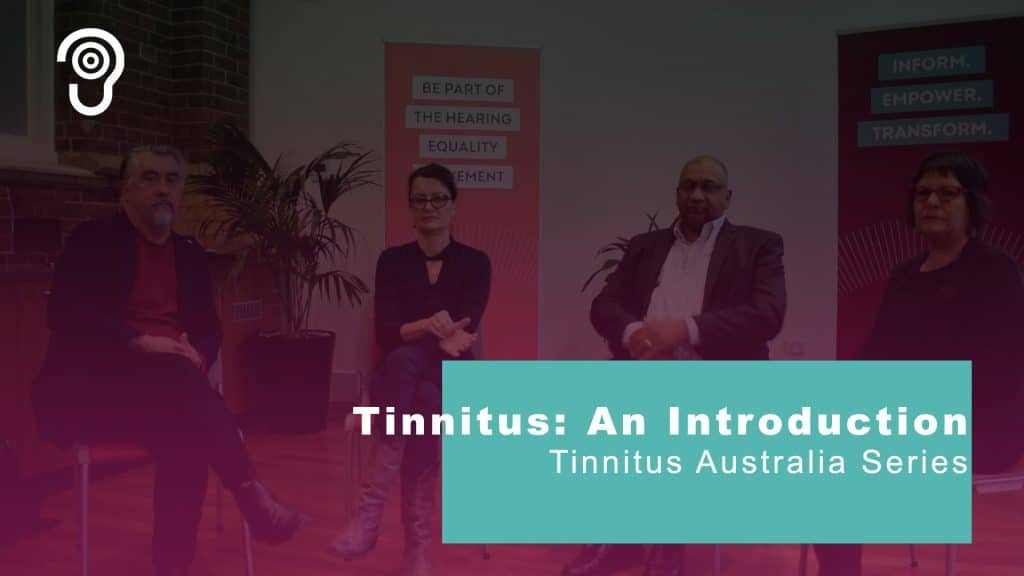 Tinnitus: an introduction thumbnail from the YouTube video